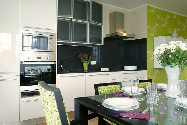 vzorový byt - kuchyň